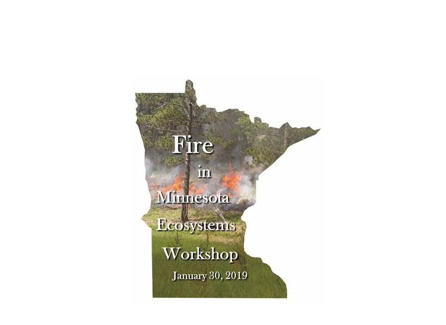 Fire in MN Ecosystems Workshop