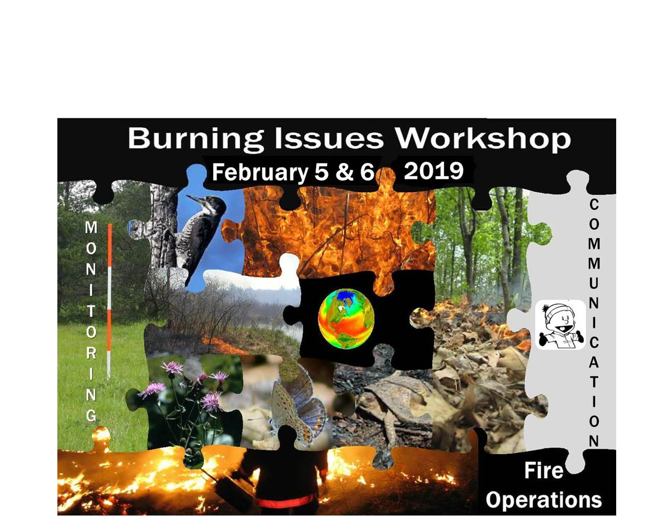 Fifth Annual Burning Issues Workshop and Michigan Prescribed Fire Council Annual Meeting
